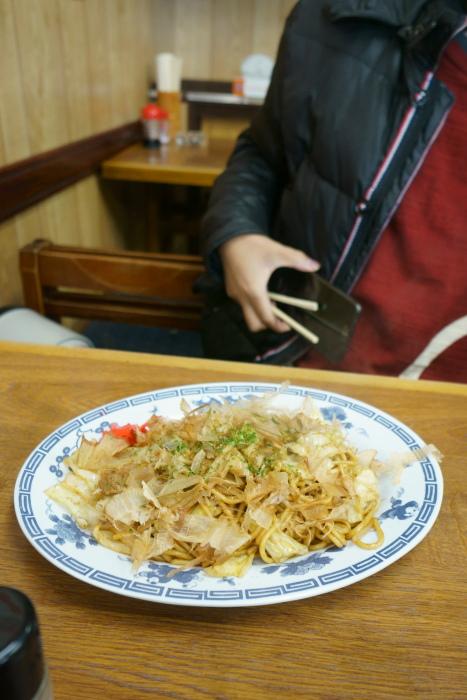 園田競馬で食べた物_a0077663_1874686.jpg