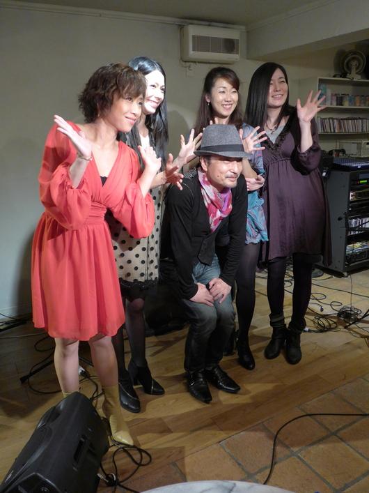 Flamenco Strings@大塚グレコ_b0131865_4331219.jpg