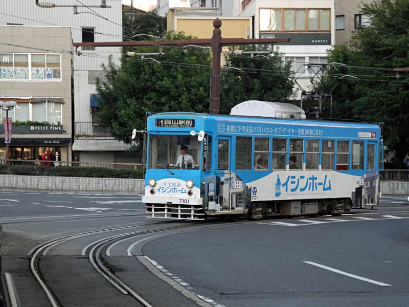 岡山の路面電車_e0100772_22244073.jpg