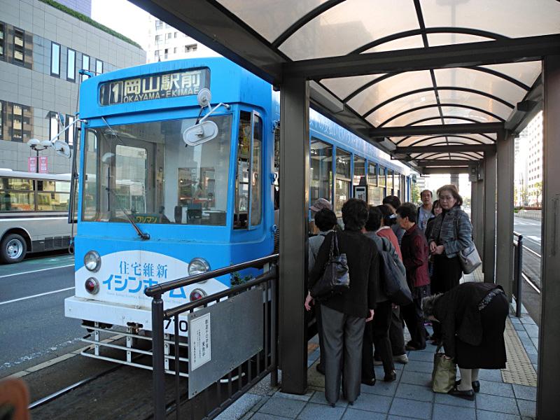 岡山の路面電車_e0100772_22333720.jpg