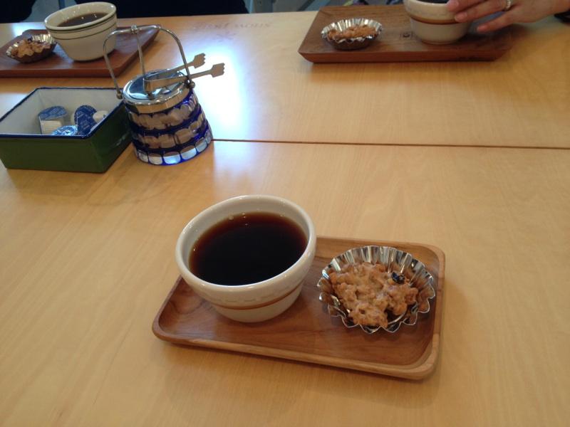本日のoneday cafe・・・と靴下。_a0164280_212146.jpg