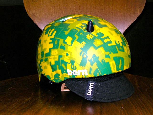 bernのnino/macon visorが数点入荷しました_b0189682_9564699.jpg