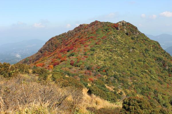 泉水山・黒岩山紅葉登山_e0262382_1634784.jpg