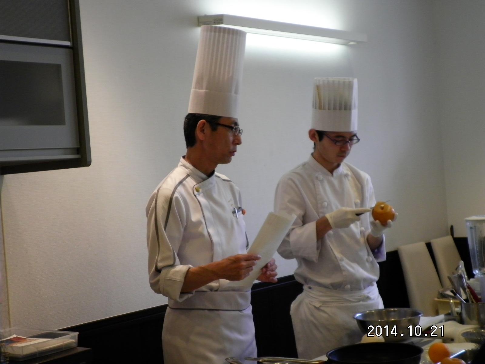 第44回お料理教室_e0190287_15431674.jpg