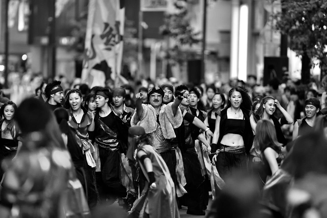 東京よさこい「Team Ryu」_f0184198_19103215.jpg