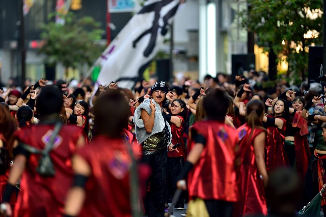 東京よさこい「Team Ryu」_f0184198_19111422.jpg