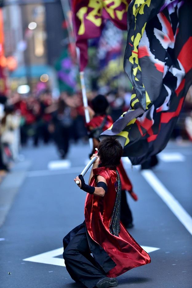 東京よさこい「Team Ryu」_f0184198_19134454.jpg