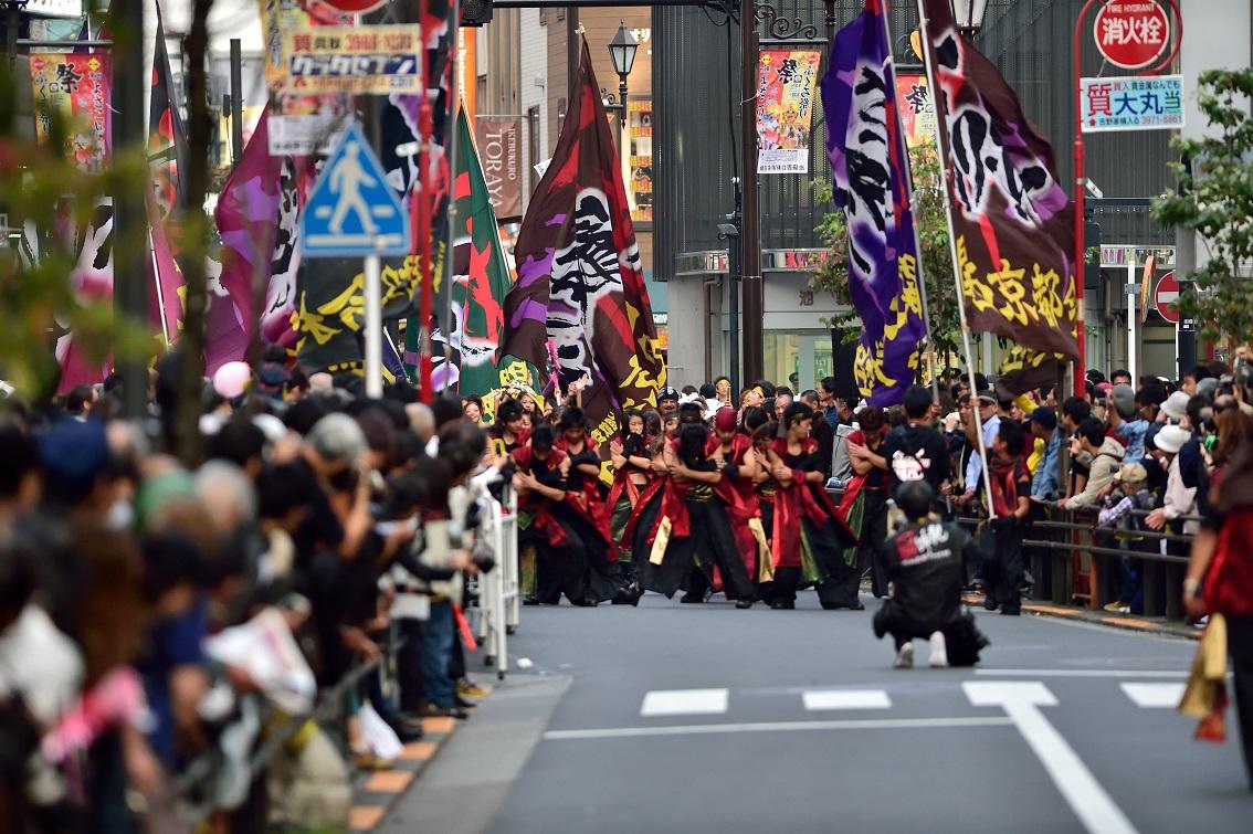 東京よさこい「Team Ryu」_f0184198_1913925.jpg
