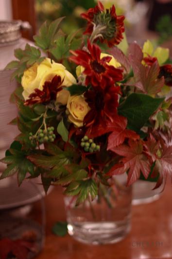 金色に輝く秋の花たち_b0208604_12470231.jpg