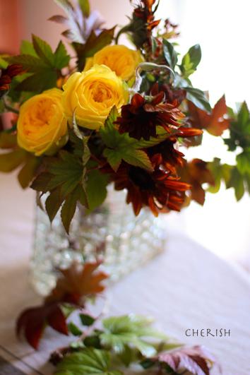 金色に輝く秋の花たち_b0208604_12583827.jpg