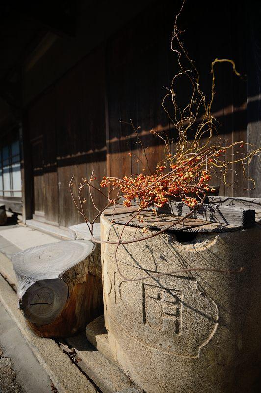 近江鉄道沿線巡り 其の四(中山道 鳥居本)_f0032011_18225481.jpg