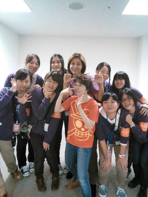 鶴見大学紫雲祭_a0163623_226860.jpg