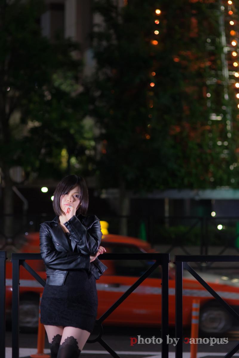 少し肌寒い夜の街 #1_e0196140_1625551.jpg