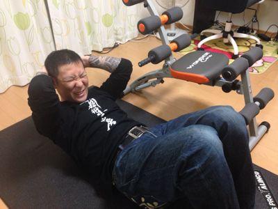 腹筋!_a0148054_0102257.jpg