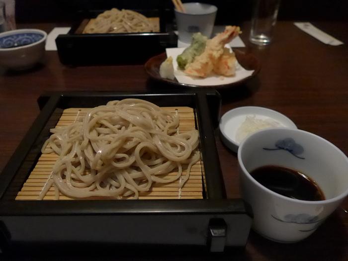 赤坂「蕎介 (きょうすけ)」へ行く。_f0232060_20323238.jpg