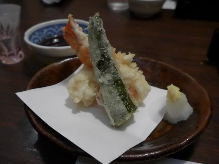 赤坂「蕎介 (きょうすけ)」へ行く。_f0232060_20343584.jpg