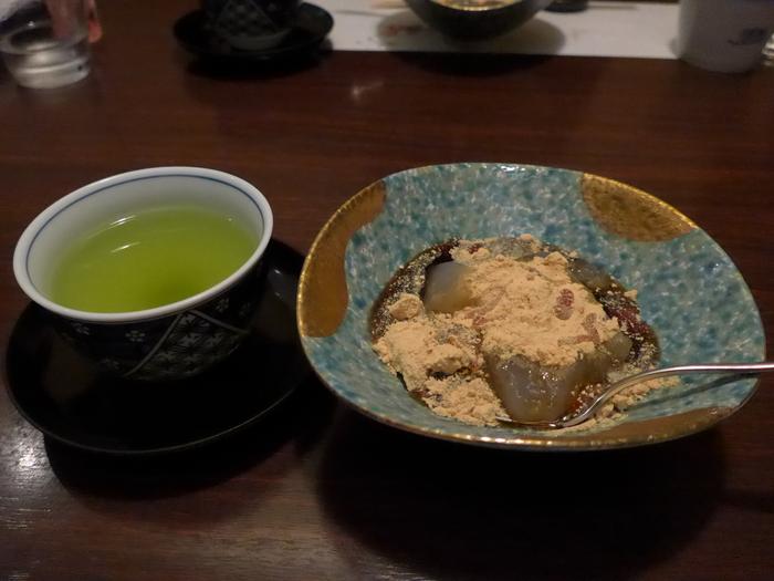 赤坂「蕎介 (きょうすけ)」へ行く。_f0232060_20351986.jpg