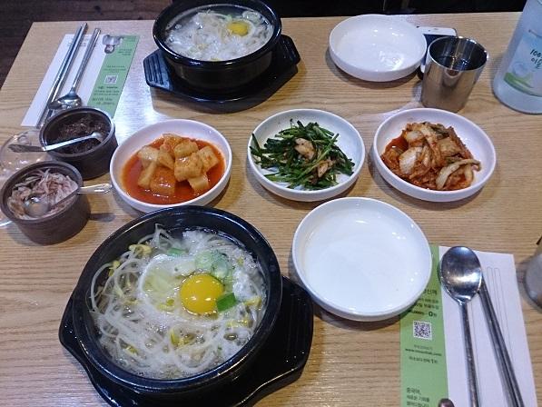 新村で朝食&KTXで映画鑑賞_b0060363_9364414.jpg