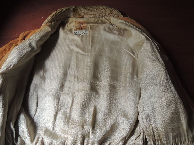 50S60S COLLEGETOWN NUBUCK LEATHER JACKET--RECOMMEND--_c0176867_2011240.jpg