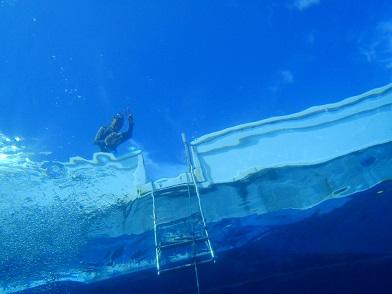 水納島でダイビング!!_a0156273_17103923.jpg