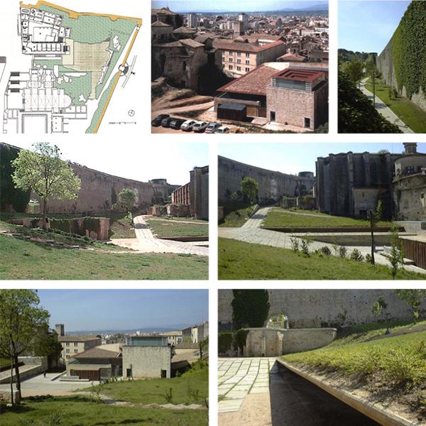 ローマ時代の城壁に囲まれた小さな広場_b0114785_21231497.jpg