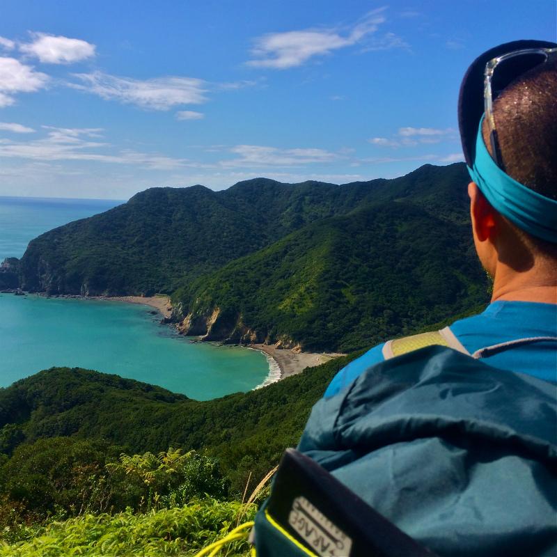 南伊勢 Mountain Running & Body Surfin\' Trip Day.1-2 2014/10/07-08_b0220886_14304454.jpg