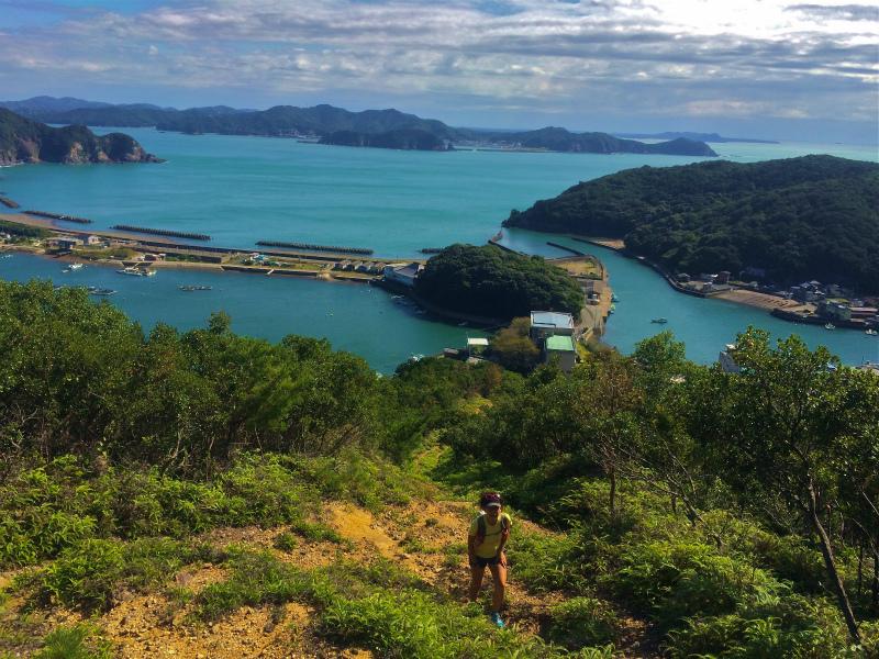 南伊勢 Mountain Running & Body Surfin\' Trip Day.1-2 2014/10/07-08_b0220886_1559034.jpg