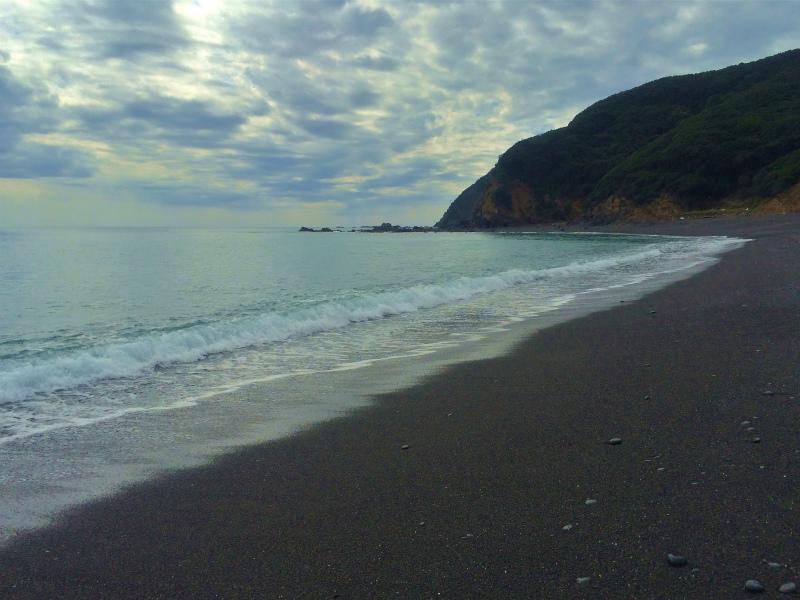 南伊勢 Mountain Running & Body Surfin\' Trip Day.1-2 2014/10/07-08_b0220886_1646516.jpg
