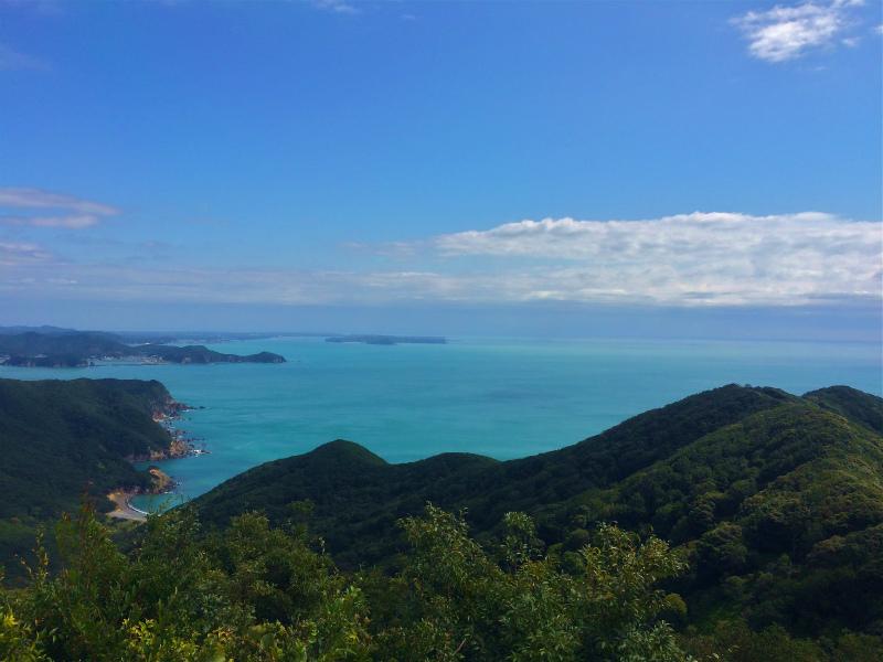 南伊勢 Mountain Running & Body Surfin\' Trip Day.1-2 2014/10/07-08_b0220886_1674737.jpg