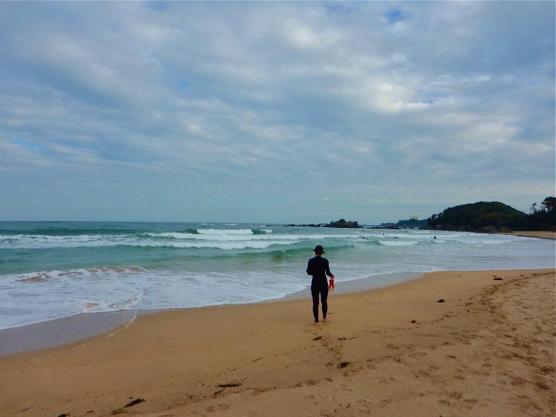 南伊勢 Mountain Running & Body Surfin\' Trip Day.1-2 2014/10/07-08_b0220886_1715639.jpg