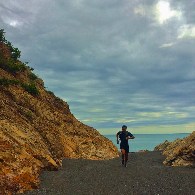 南伊勢 Mountain Running & Body Surfin\' Trip Day.1-2 2014/10/07-08_b0220886_1752488.jpg