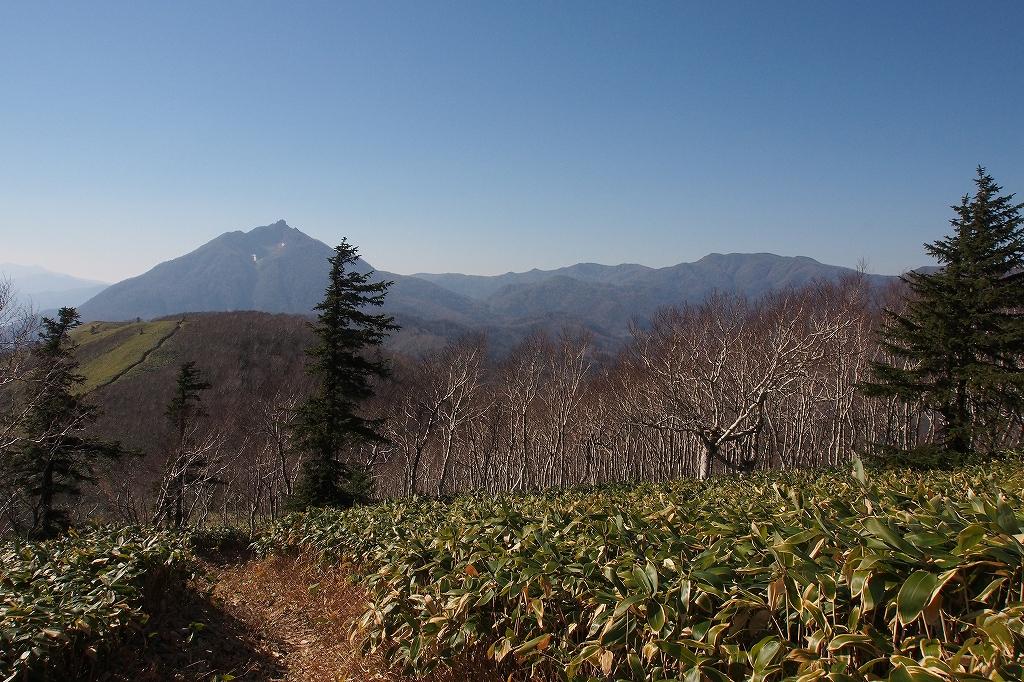 イチャンコッペ山、10月23日_f0138096_16122359.jpg