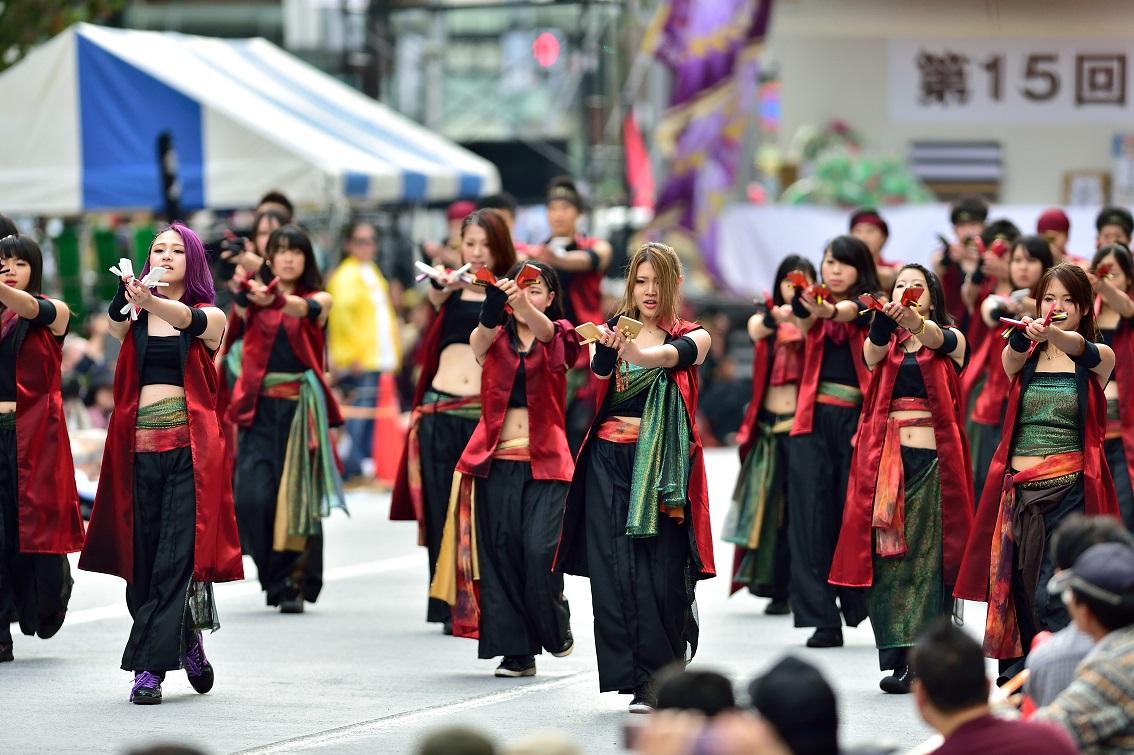 東京よさこい「Team Ryu」_f0184198_12241465.jpg
