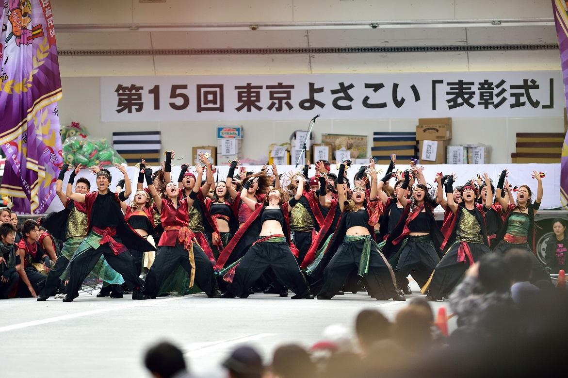 東京よさこい「Team Ryu」_f0184198_122428.jpg