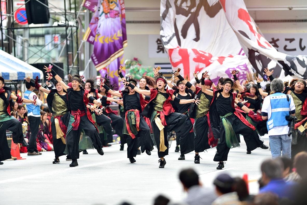 東京よさこい「Team Ryu」_f0184198_1224892.jpg