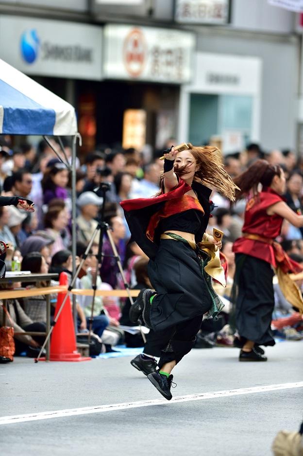 東京よさこい「Team Ryu」_f0184198_12251716.jpg