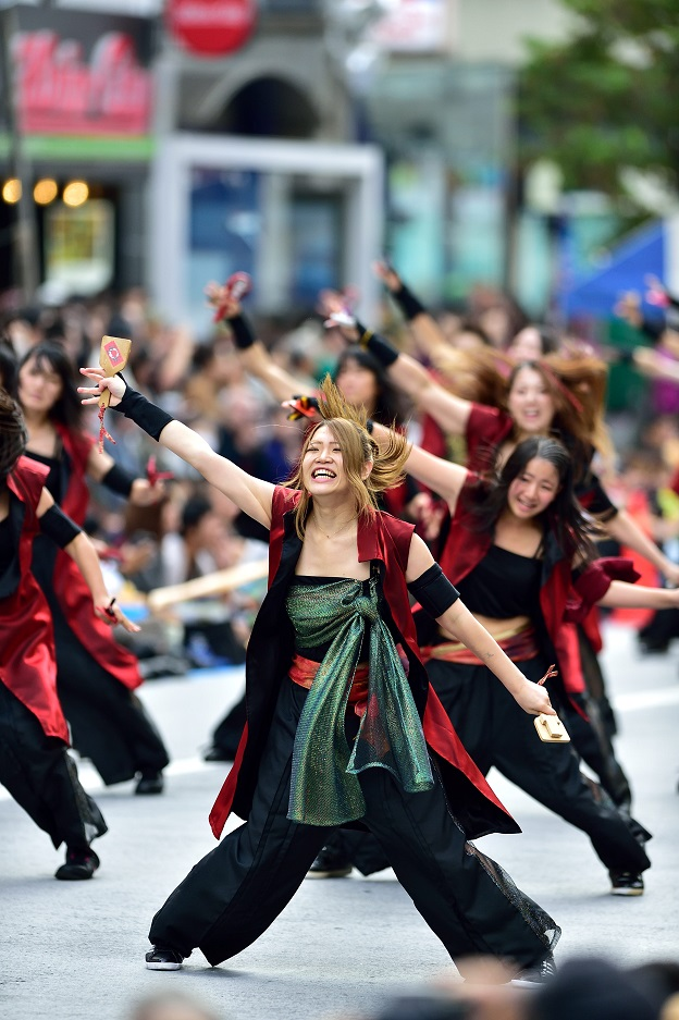 東京よさこい「Team Ryu」_f0184198_12252399.jpg