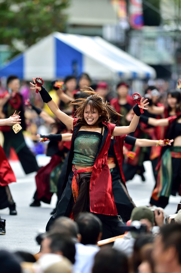 東京よさこい「Team Ryu」_f0184198_12252985.jpg