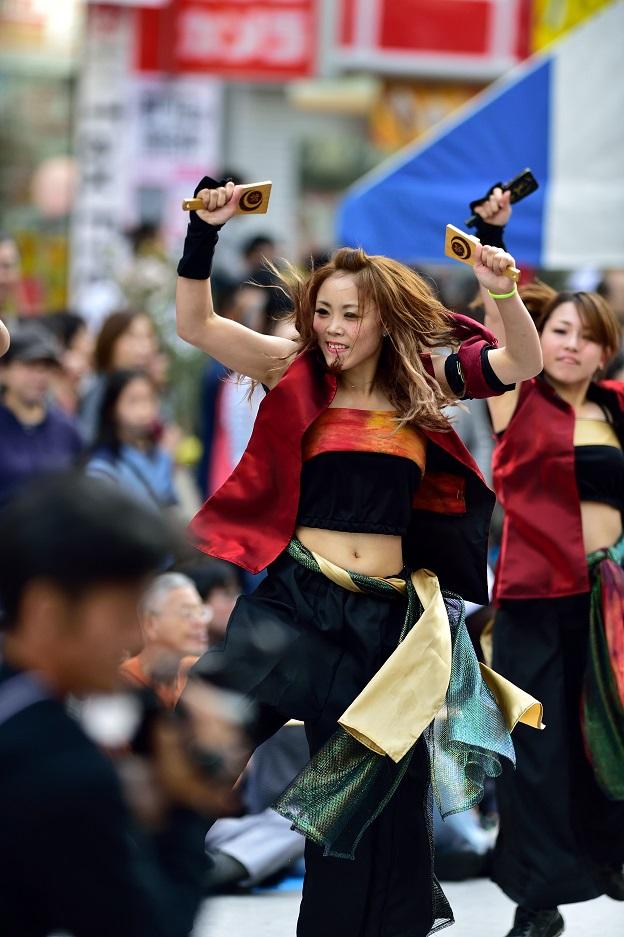 東京よさこい「Team Ryu」_f0184198_12255585.jpg