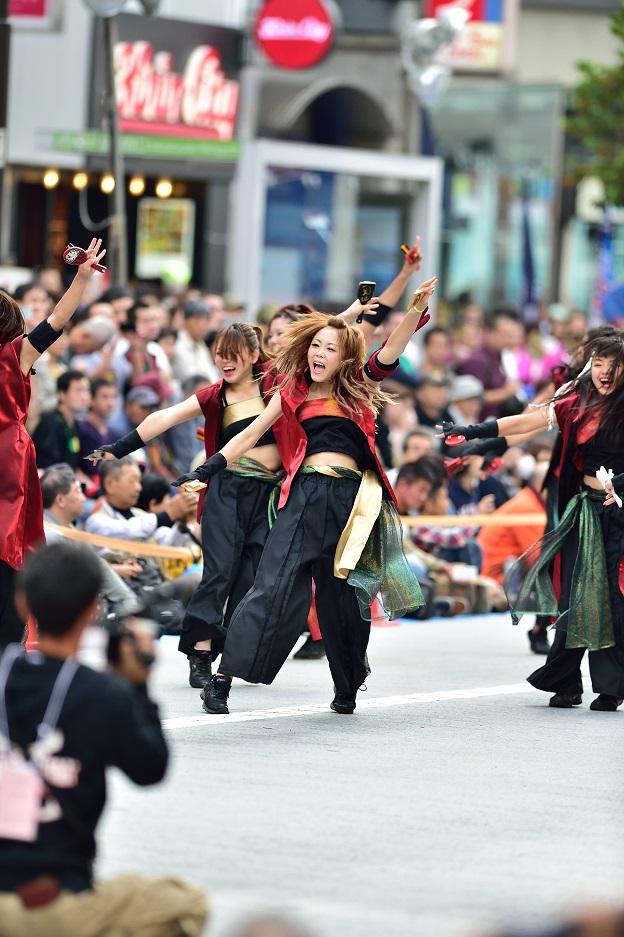 東京よさこい「Team Ryu」_f0184198_1225592.jpg