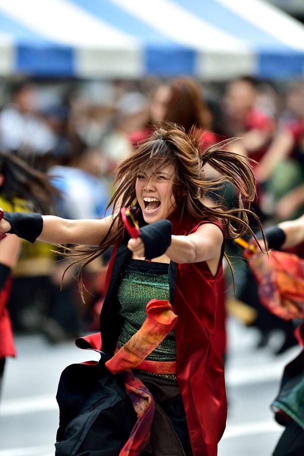 東京よさこい「Team Ryu」_f0184198_1226222.jpg