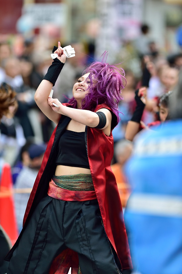 東京よさこい「Team Ryu」_f0184198_12264174.jpg