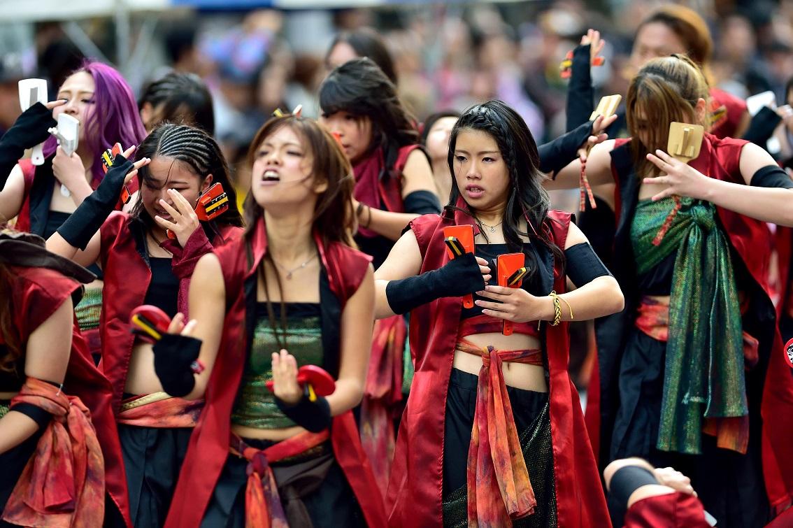 東京よさこい「Team Ryu」_f0184198_12264811.jpg