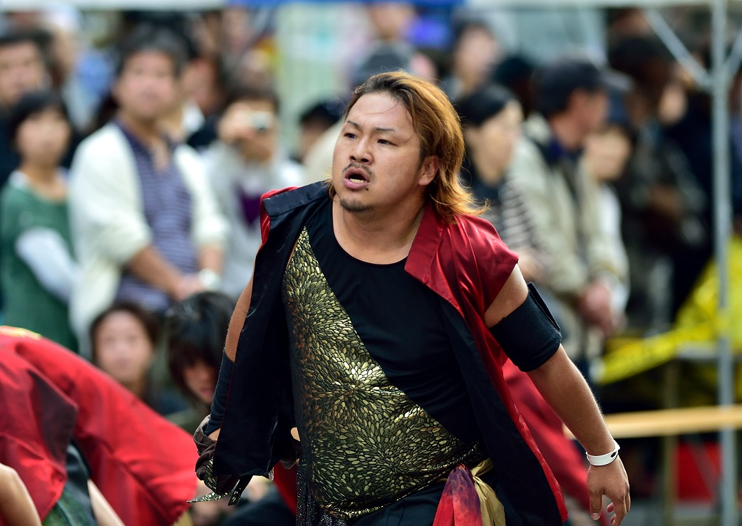 東京よさこい「Team Ryu」_f0184198_1227172.jpg