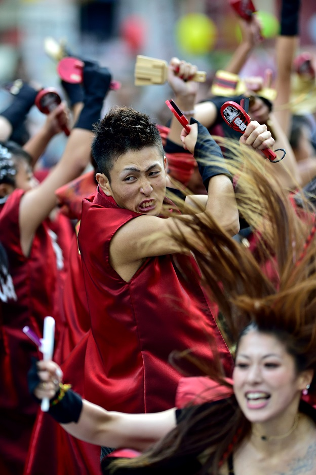 東京よさこい「Team Ryu」_f0184198_12282033.jpg