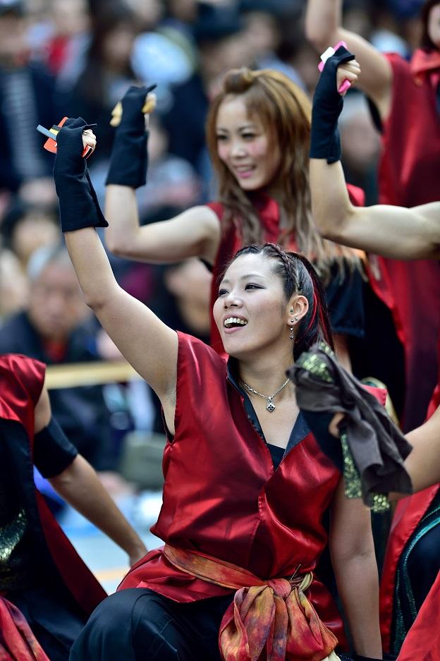 東京よさこい「Team Ryu」_f0184198_1228261.jpg