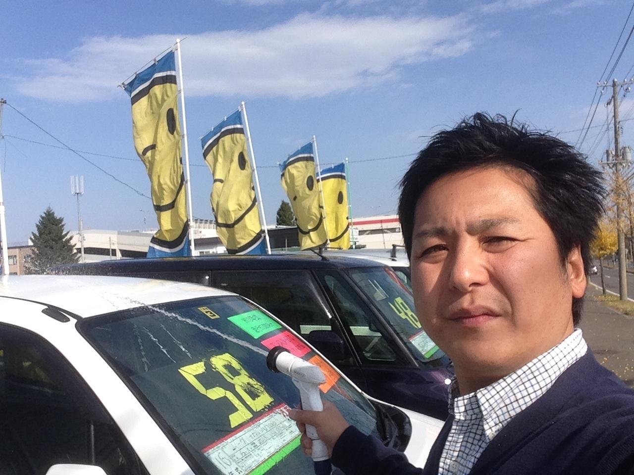 10月26日(日)トミーアウトレット☆M様bBご成約!!Y様タント納車!!_b0127002_17362876.jpg
