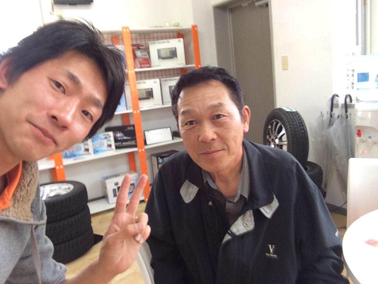 10月26日(日)トミーアウトレット☆M様bBご成約!!Y様タント納車!!_b0127002_1805442.jpg