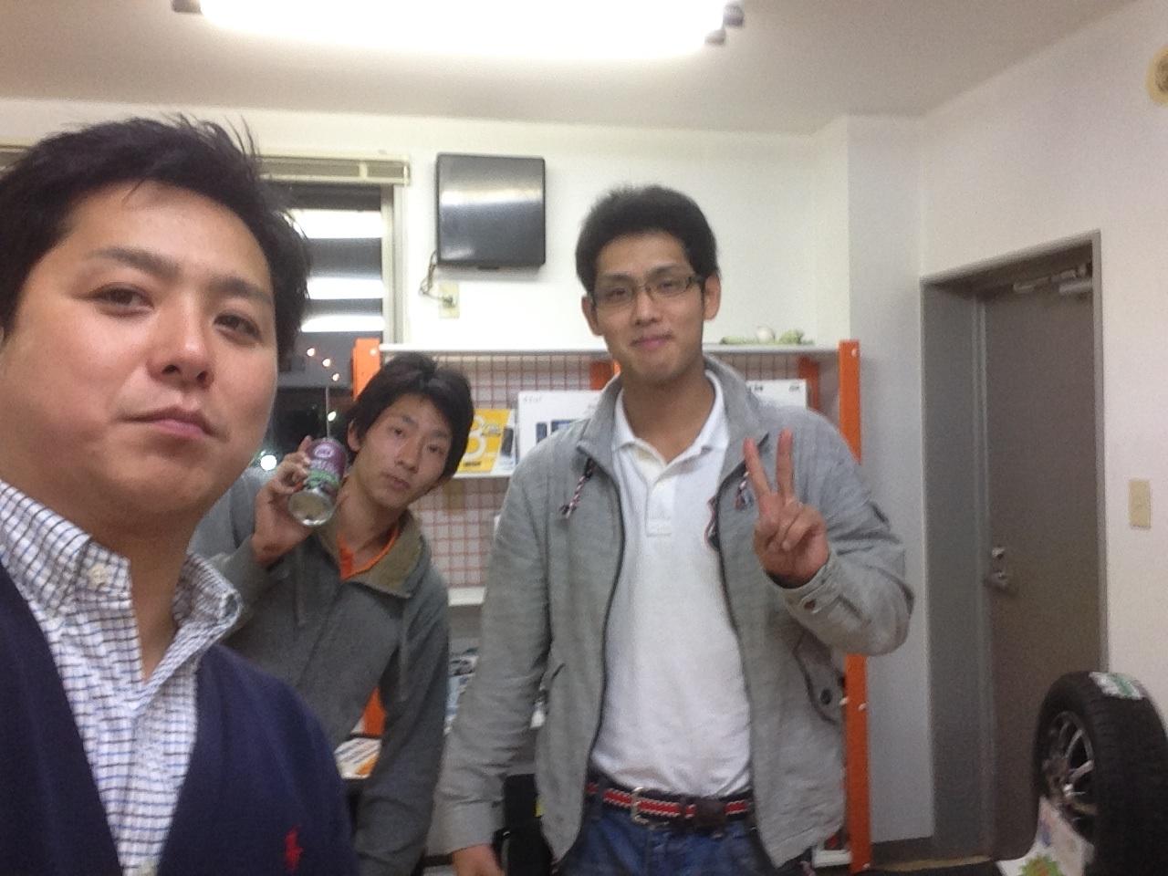 10月26日(日)トミーアウトレット☆M様bBご成約!!Y様タント納車!!_b0127002_2001691.jpg