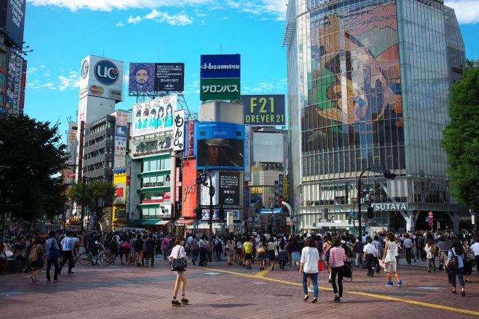 Shibuya  ・・・駅前あたり・・・_f0333031_06403481.jpg
